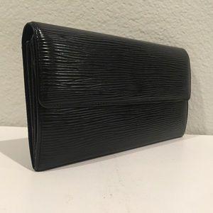 Louis Vuitton Bags - LOUIS VUITTON Epi Porte Feuille Sarah Long Wallet